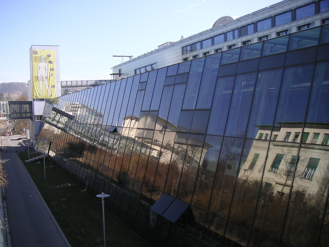 Zmf center of medical research graz